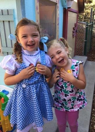 2 girls one dorthy